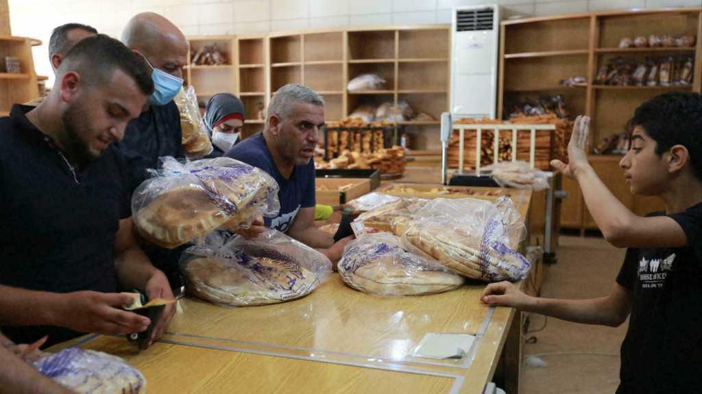 Au Liban, «on manque de tout», même de pain