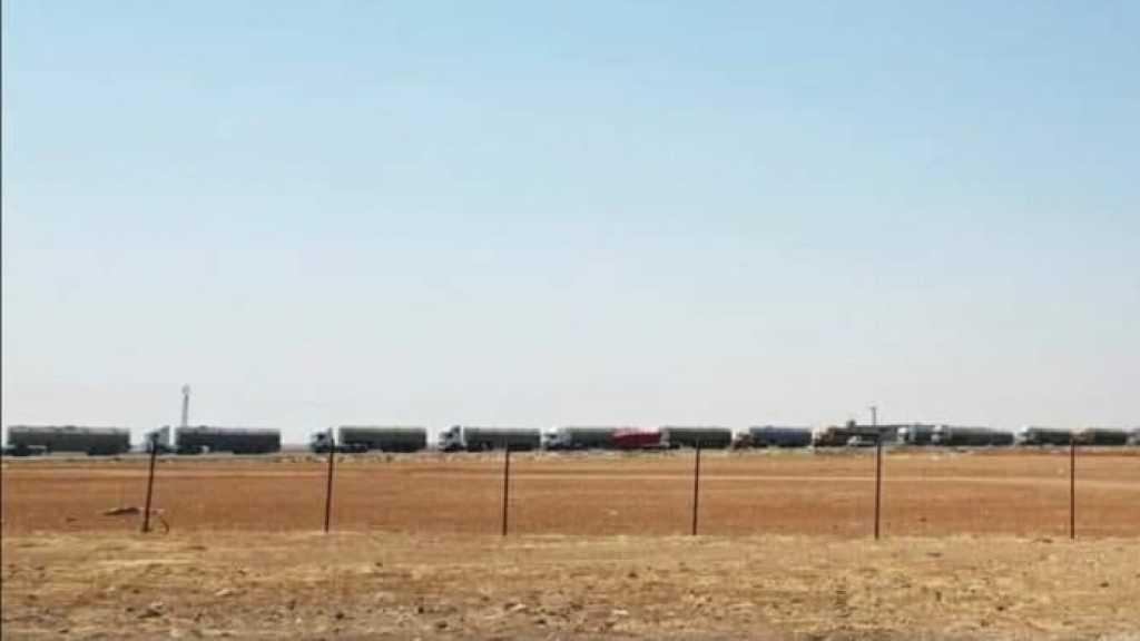 Nouvel acte de pillage américain de pétrole syrien