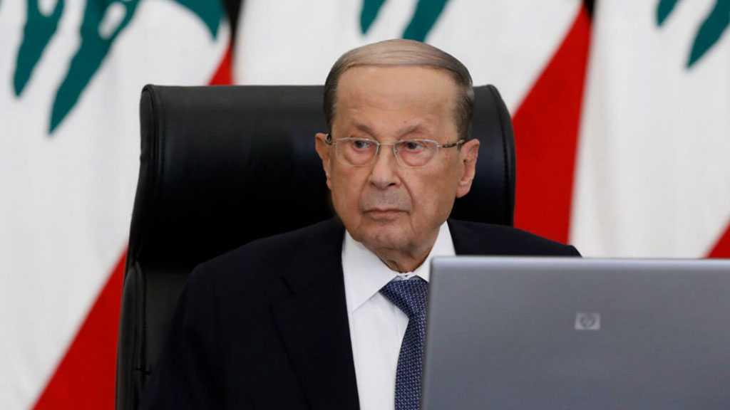 Aoun impute la responsabilité de la crise à «de mauvaises politiques financières»