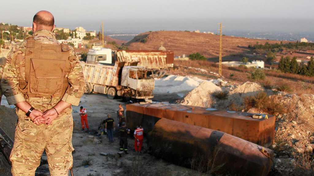 Le Liban en deuil, au moins 28 morts dans l'explosion d'une citerne d'essence à Akkar