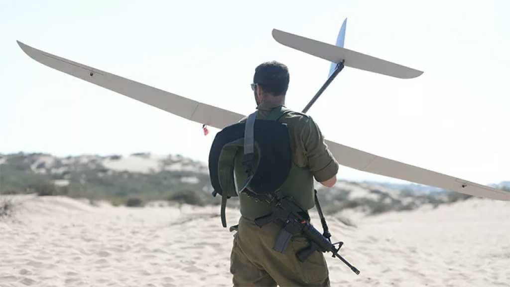 L'armée israélienne annonce la perte d'un autre drone en Syrie
