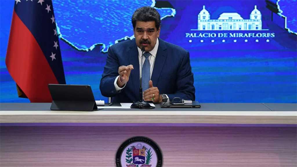 Venezuela: Maduro évoquera un «dialogue direct» avec les Etats-Unis