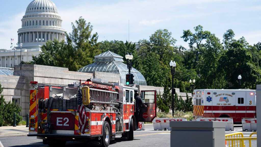 Etats-Unis: possible présence d'explosifs dans un véhicule près du Capitole
