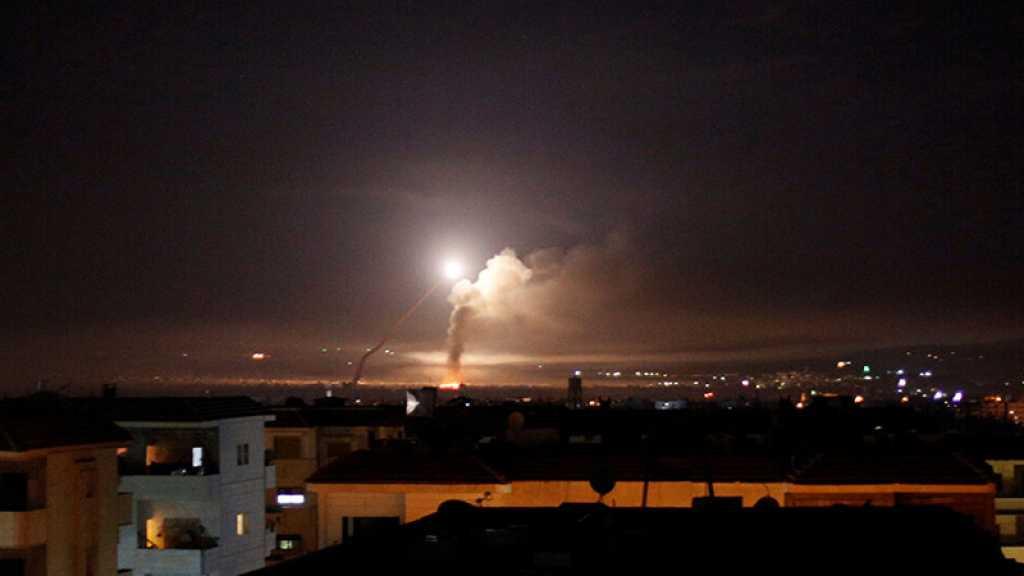 Syrie: la défense antiaérienne activée contre des frappes israéliennes près de Damas