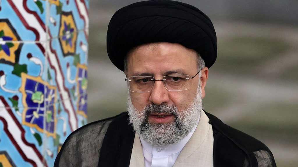 La coopération avec la Chine, une priorité de la politique étrangère iranienne, selon Raïssi