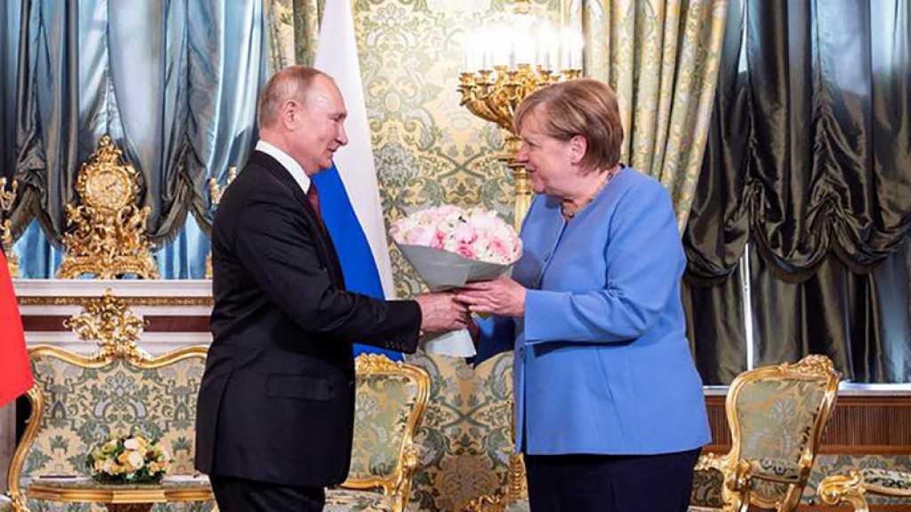 La Russie et l'Allemagne doivent poursuivre le dialogue malgré leurs différends, plaide Merkel