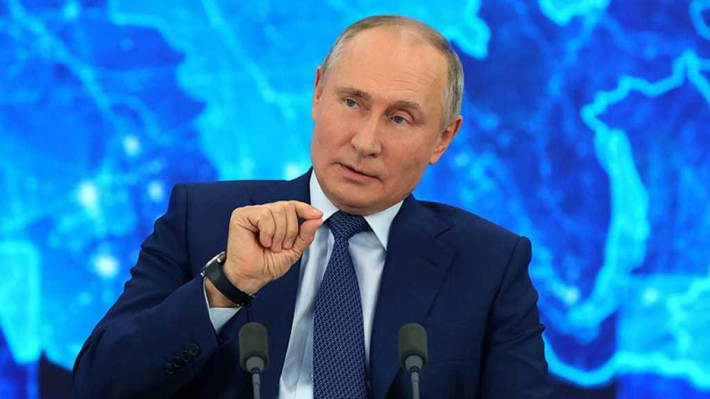 Il faut empêcher «l'effondrement» de l'Afghanistan, estime Poutine