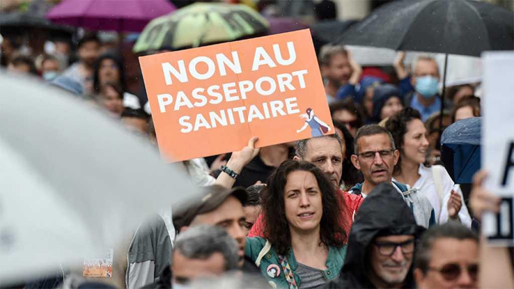 La France se prépare à un sixième samedi de mobilisation contre le pass sanitaire