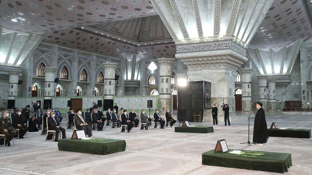 Le président Raïssi et le cabinet renouvellent leur allégeance aux idéaux de l'imam Khomeiny