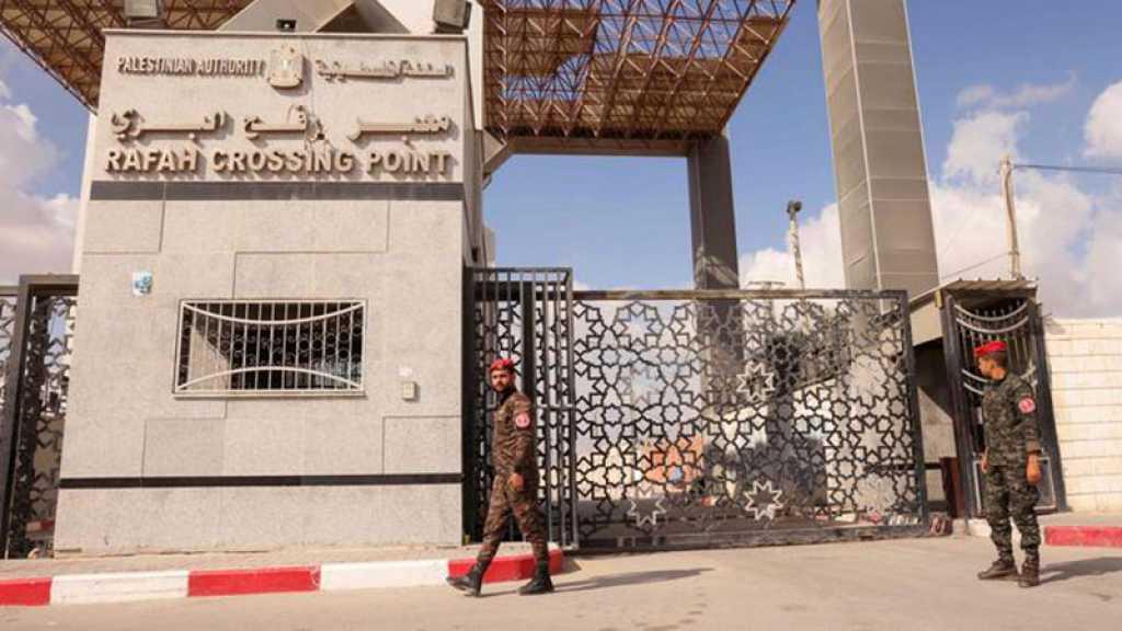 Gaza: l'Égypte rouvre partiellement le point de passage de Rafah
