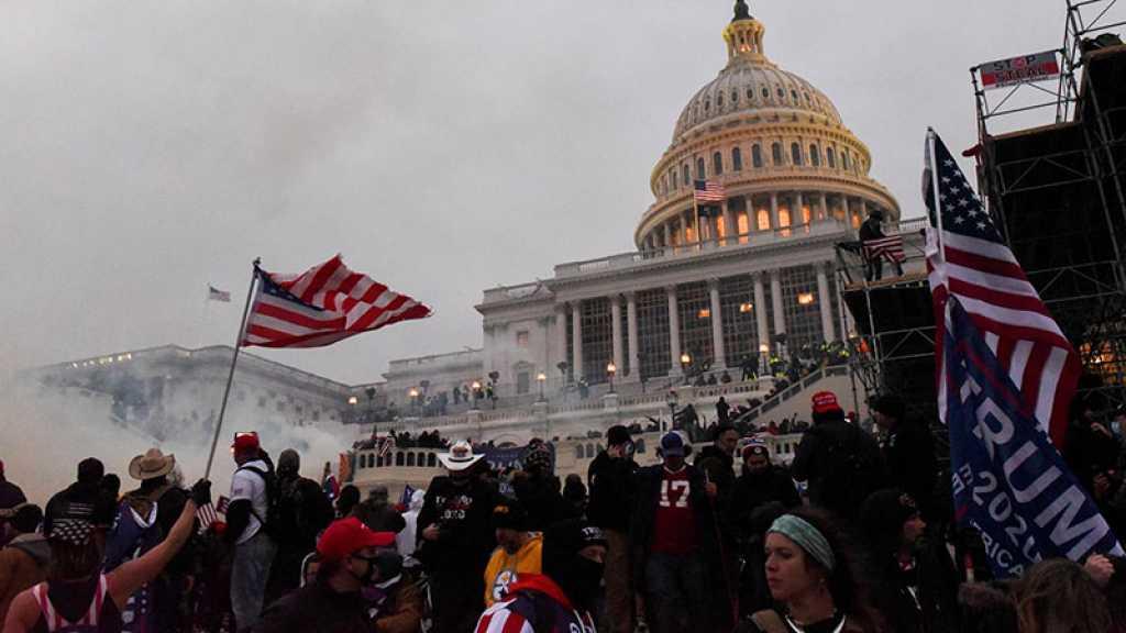 Attaque du Capitole: des policiers portent plainte contre Trump