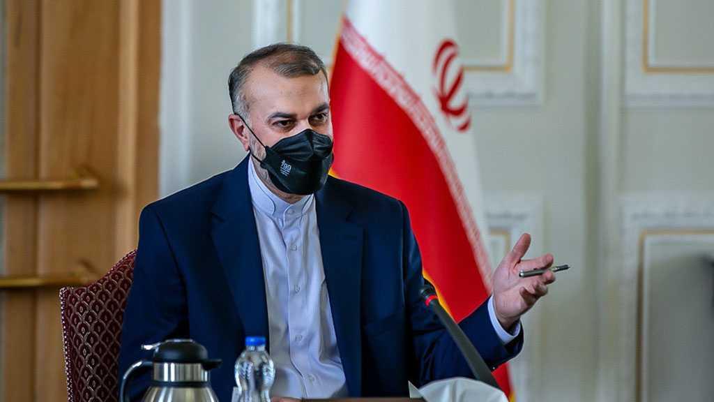 Sommet de Bagdad: le chef de la diplomatie iranienne en route vers l'Irak
