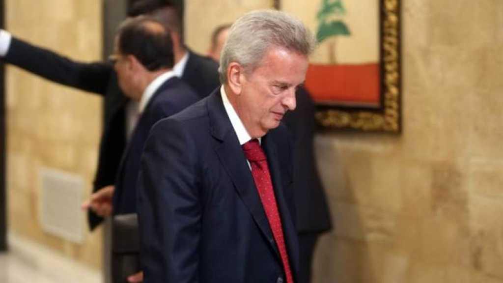 Le gouverneur de la Banque du Liban attrapé en France avec une importante somme d'argent