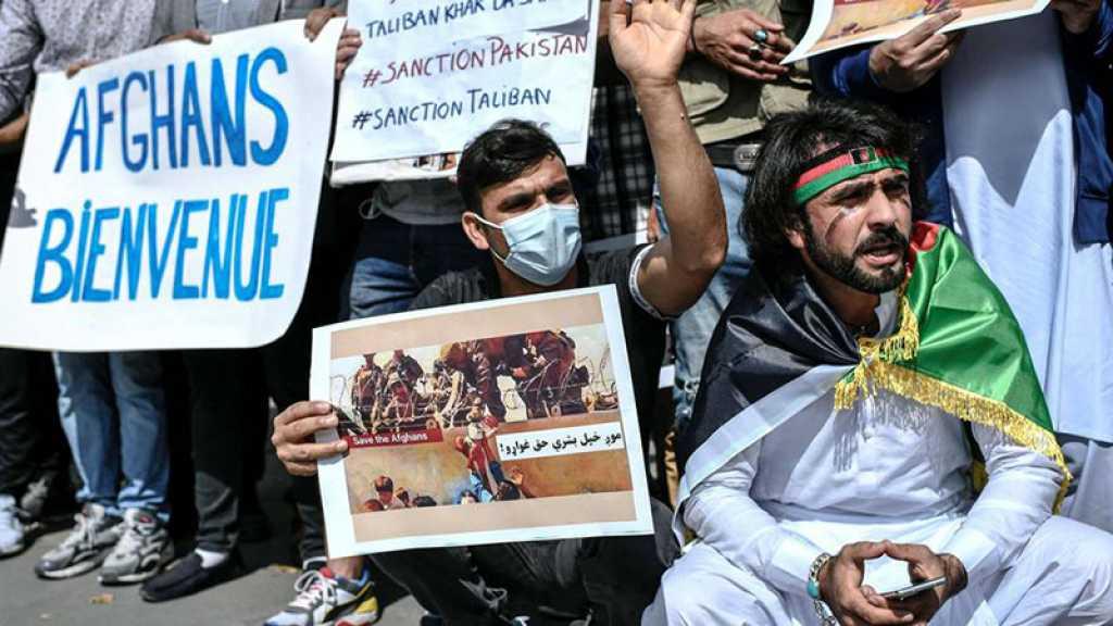 Un rassemblement «en solidarité avec les Afghans» prévu mardi à Paris, après une marche interdite