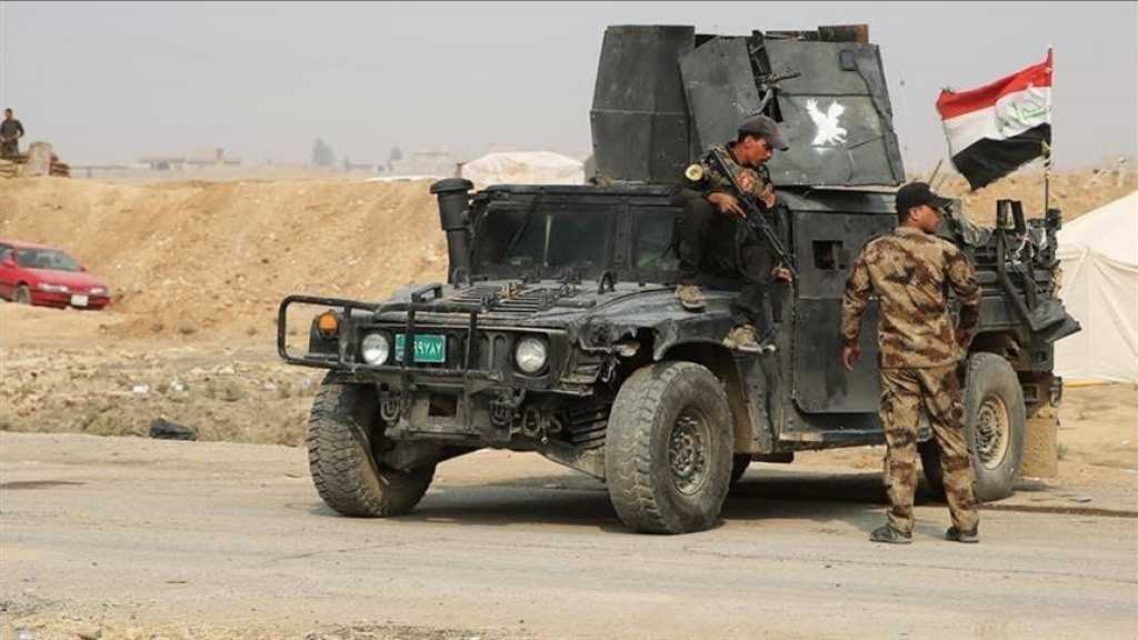 Les forces irakiennes lancent une opération contre «Daech» près de la frontière irako-syrienne
