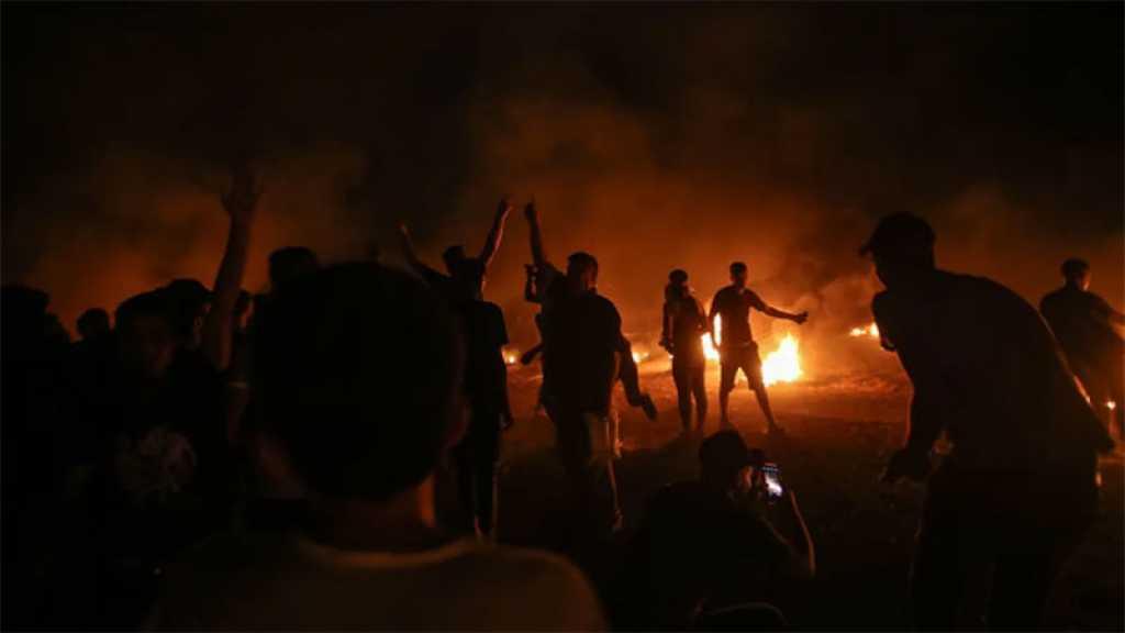 Gaza: rassemblements le long de la frontière pour la 4e nuit consécutive