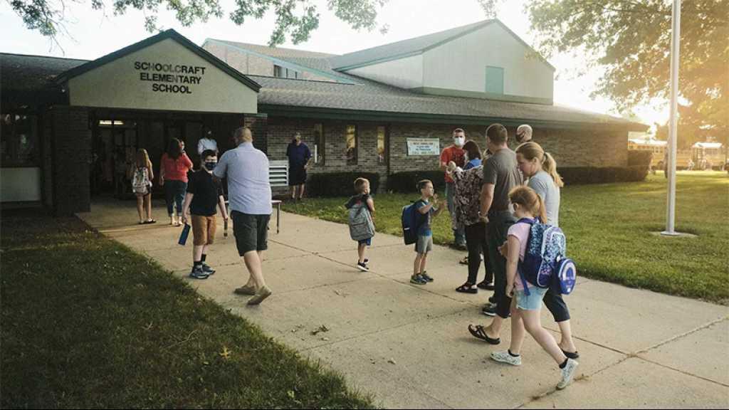 Etats-Unis: fusillade dans une école de Caroline du Nord, un lycéen tué