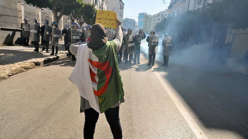 Algérie: affrontements entre des manifestants et les forces de l'ordre dans l'Est