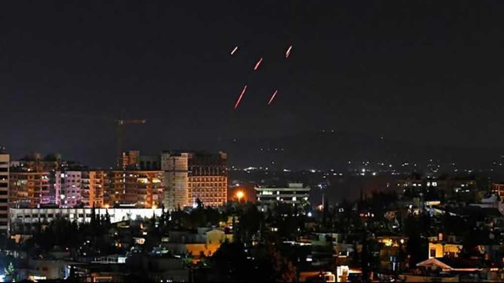 La Syrie dit avoir intercepté des missiles israéliens tirés depuis l'espace aérien libanais