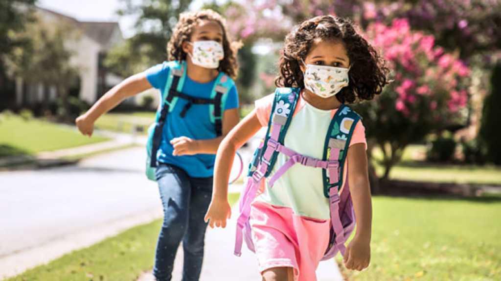 Le variant Delta ne provoque pas de cas plus graves de Covid-19 chez les enfants
