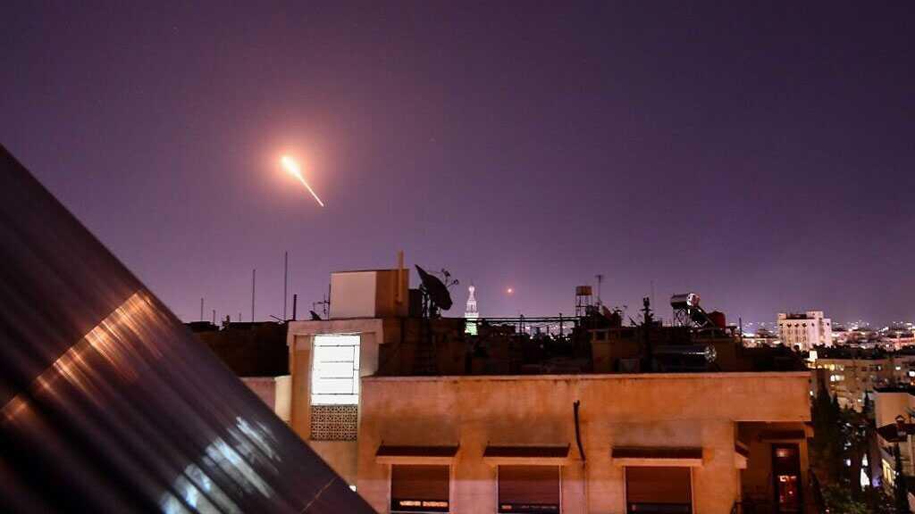 Les Syriens ont détruit 21 des 24 missiles tirés par «Israël», selon l'armée russe