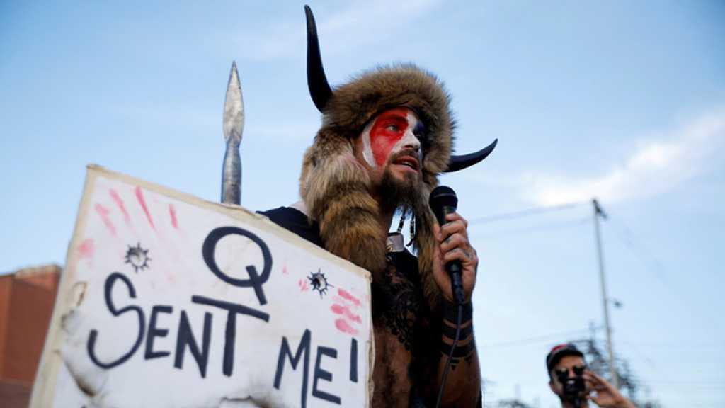 Etats-Unis: le «chaman» QAnon de l'assaut du Capitole plaide coupable