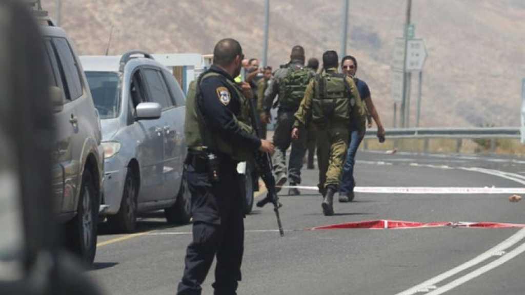 Tirs visant une force de l'armée de l'occupation près du village de Kafr Qala