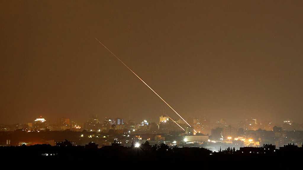 «Israël» sous le feu des missiles syriens, une nouvelle équation instaurée par Damas