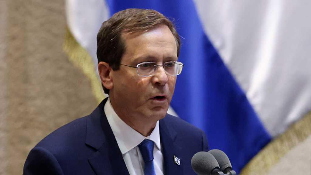 Le «président israélien» Isaac Herzog a rencontré en secret le roi de Jordanie