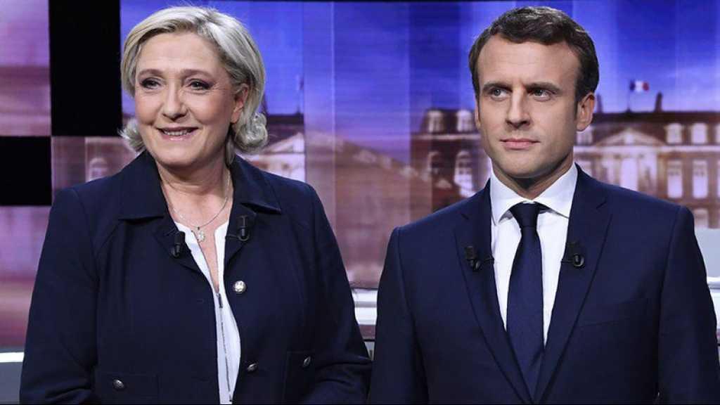 Présidentielle 2022 en France: Macron et Le Pen restent toujours favoris