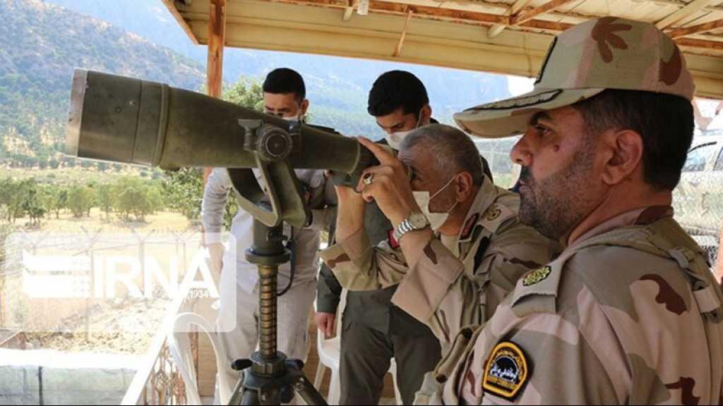 Le CGRI avertit le Kurdistan irakien et les réseaux terroristes qu'il abrite