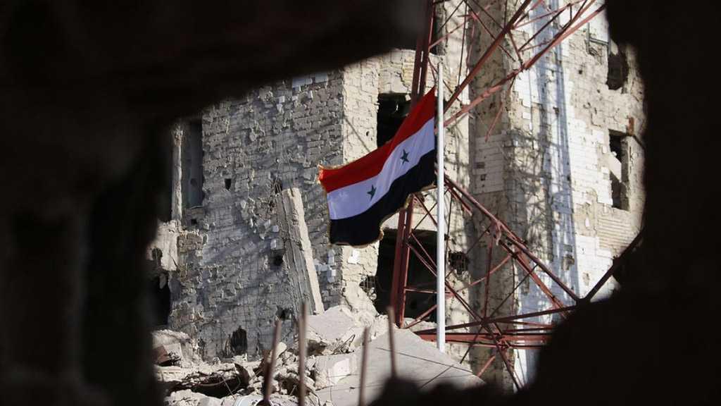 L'armée syrienne est entrée dans les quartiers de Deraa