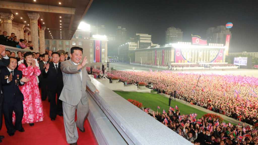 Corée du Nord: une parade pour l'anniversaire de sa fondation