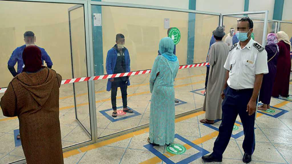 L'occupation annule les visites aux prisonniers jusqu'à la fin de ce mois