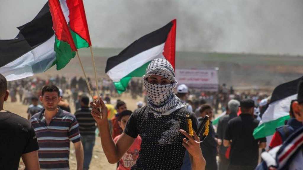 Les factions palestiniennes déclarent vendredi jour de colère en solidarité avec les détenus