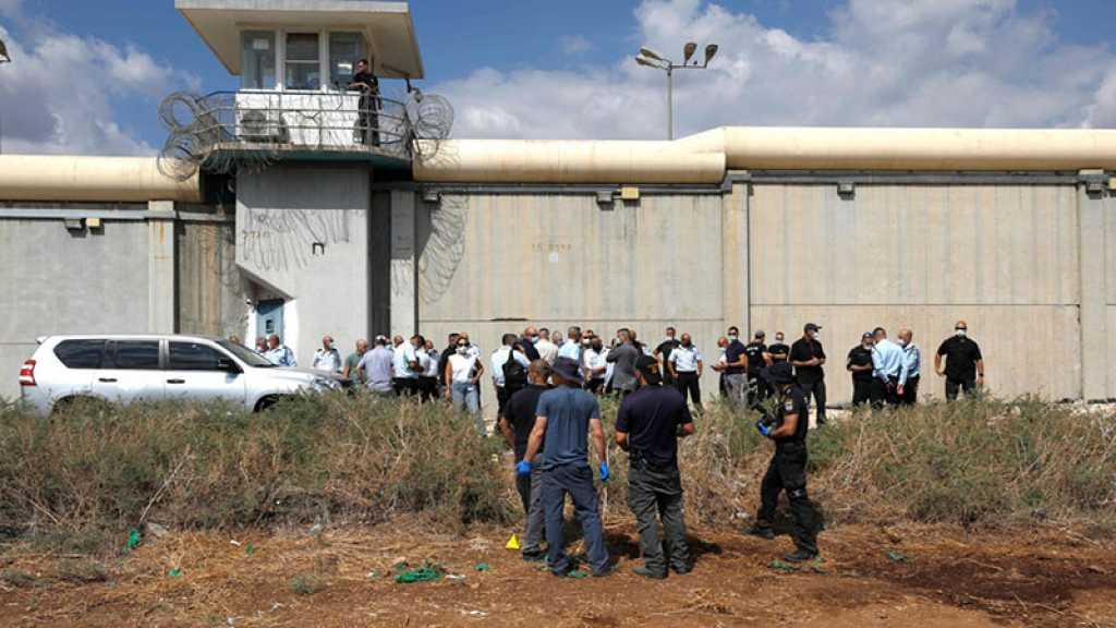D'autres proches des Palestiniens évadés d'une prison israélienne arrêtés