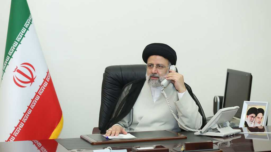 Sayed Raïssi avertit le président du Conseil européen contre une approche «contreproductive» de l'AIEA