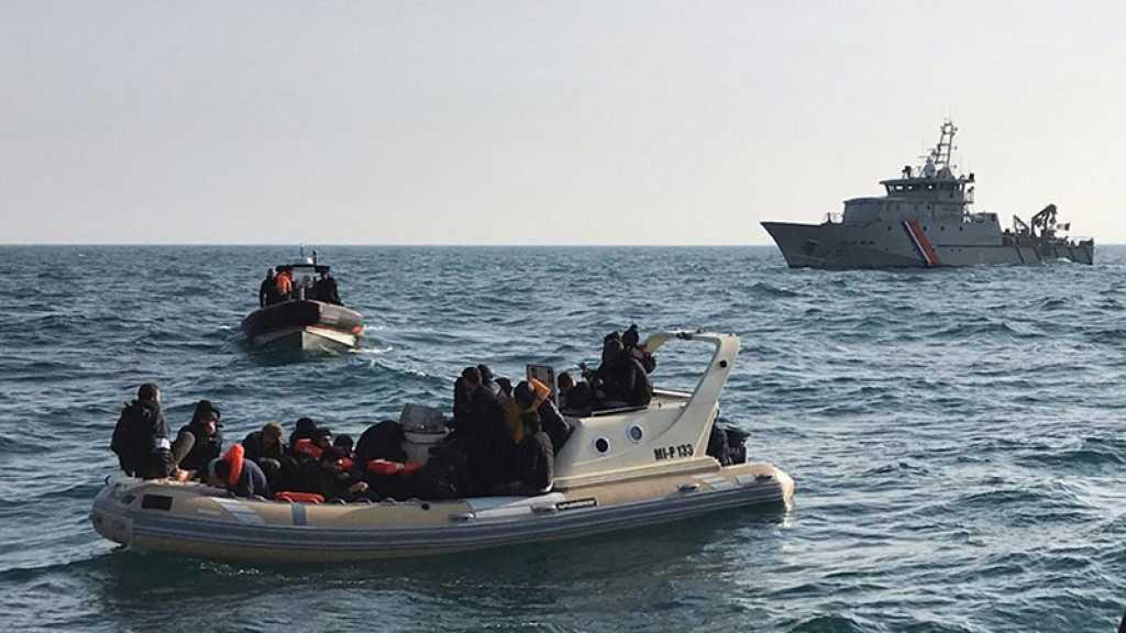 France: sauvetage de 126 migrants qui tentaient de rejoindre l'Angleterre