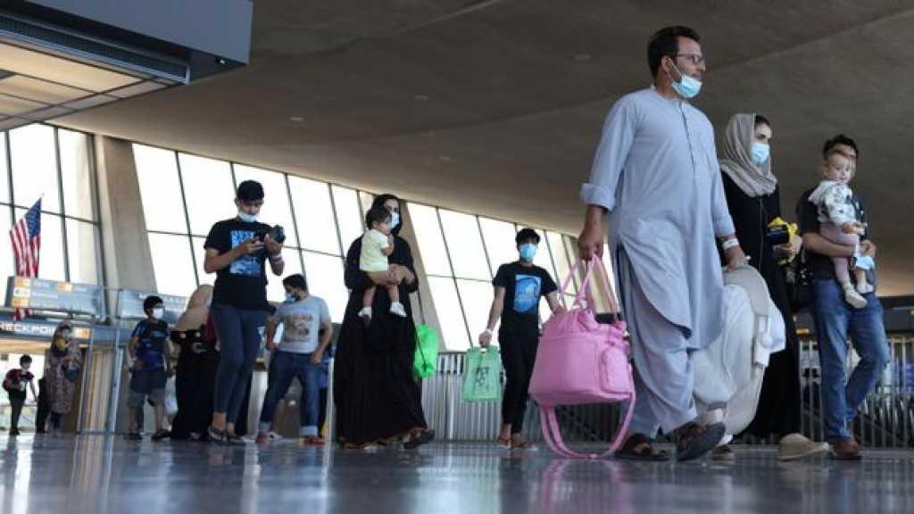 L'arrivée de réfugiés afghans aux États-Unis suspendue «après des cas de rougeole»
