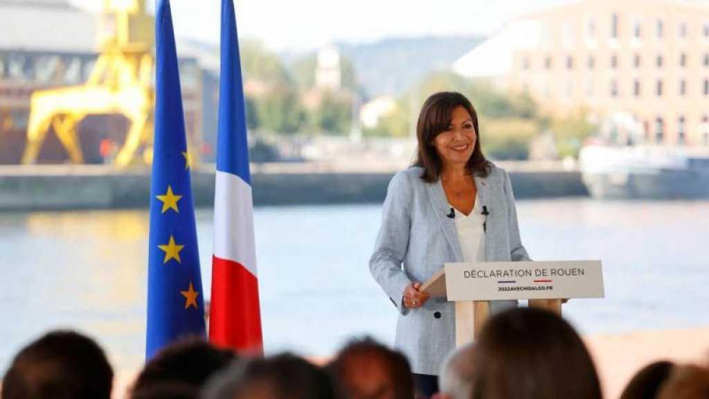 Présidentielle française 2022: la maire socialiste de Paris Anne Hidalgo officialise sa candidature