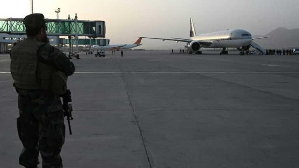 Afghanistan: premier vol commercial international depuis le retour des talibans à Kaboul