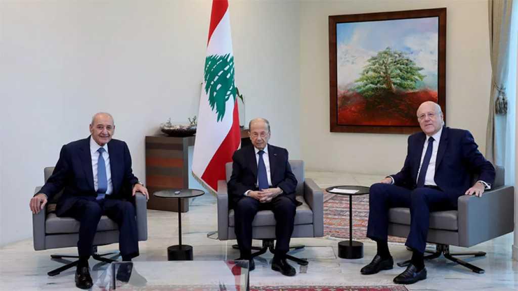 Liban: première réunion du nouveau gouvernement