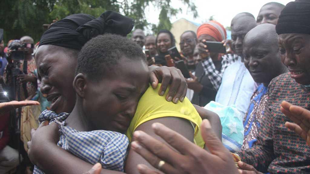 Nigeria: libération de dizaines d'élèves enlevés dans le Nord-Ouest