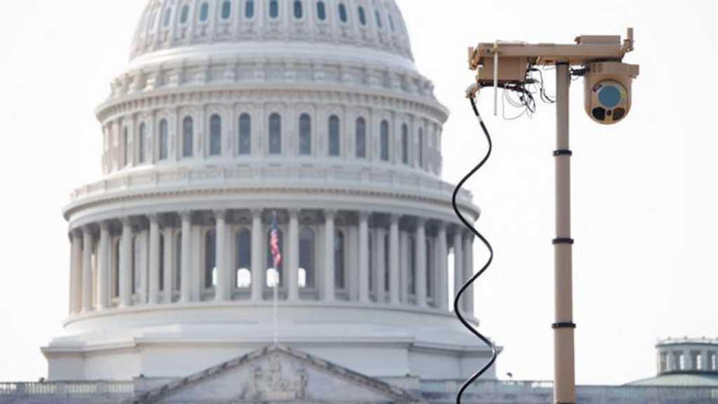 États-Unis: Un homme arrêté près du Capitole à Washington avec une machette et une baïonnette