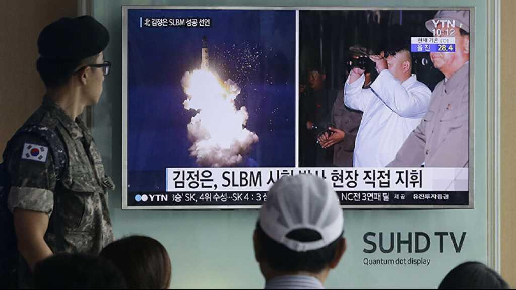 Corée: Séoul et Pyongyang procèdent à des tirs de missiles balistiques le même jour