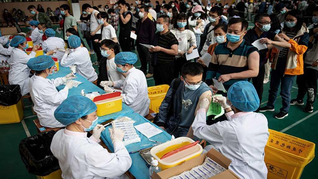 Coronavirus: plus d'un milliard de personnes vaccinées en Chine, cluster au Kremlin