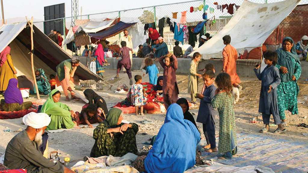 Afghanistan: le FMI alerte sur une «crise humanitaire imminente»
