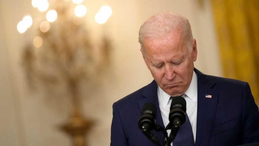 L'approbation de Biden aux États-Unis tombe au minimum de sa présidence