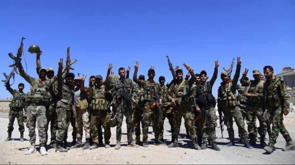 Syrie: les combattants de la province de Deraa déposent les armes