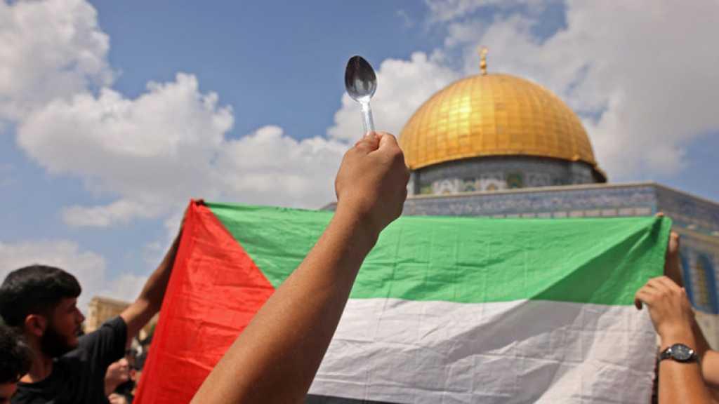 La cuillère des évadés, nouveau symbole de libération pour les Palestiniens